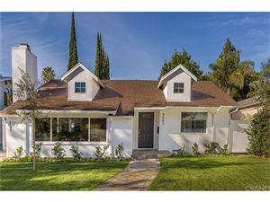 Photo of 4503 VESPER Avenue, Sherman Oaks, CA 91403 (MLS # SR19027153)