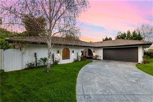 Photo of 22455 LIBERTY BELL Road, Calabasas, CA 91302 (MLS # SR19077153)