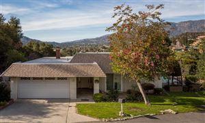 Photo of 2108 EL ARBOLITA Drive, Glendale, CA 91208 (MLS # 818001154)