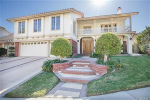 Photo of 18406 CHATHAM Lane, PORTER RANCH, CA 91326 (MLS # SR19264157)