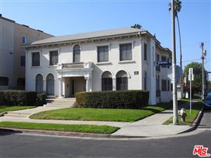 Photo of 105 South ST ANDREWS Place, Los Angeles , CA 90004 (MLS # 18319158)