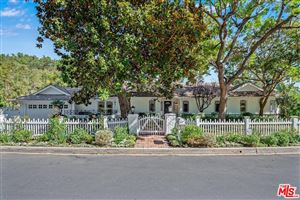Photo of 716 GREENTREE Road, Pacific Palisades, CA 90272 (MLS # 18403158)