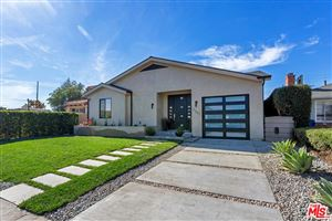 Photo of 2947 GREENFIELD Avenue, Los Angeles , CA 90064 (MLS # 18408158)