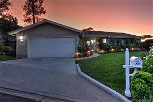 Photo of 3551 ALGINET Drive, Encino, CA 91436 (MLS # SR19209159)