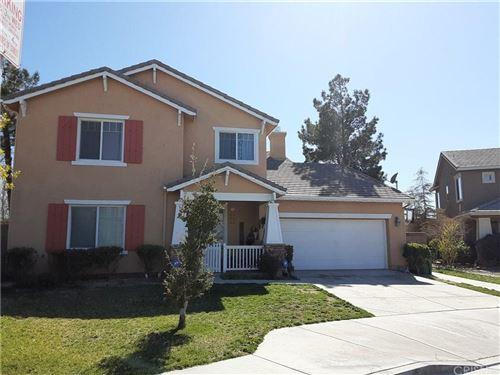 Photo of 3756 PONDERA Street, Lancaster, CA 93536 (MLS # SR20065159)