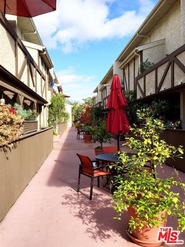 Photo of 7005 JORDAN Avenue #215, Canoga Park, CA 91303 (MLS # 20566160)