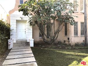 Photo of 904 North HARPER Avenue, West Hollywood, CA 90046 (MLS # 18304162)
