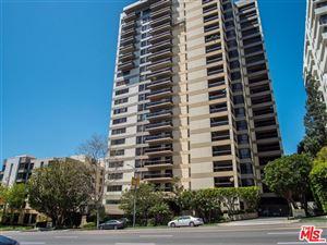 Photo of 10445 WILSHIRE #801, Los Angeles , CA 90024 (MLS # 18332162)