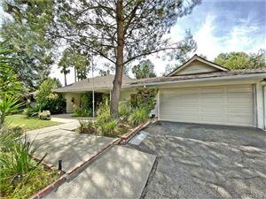 Photo of 4615 MALEZA Place, Tarzana, CA 91356 (MLS # SR19244162)