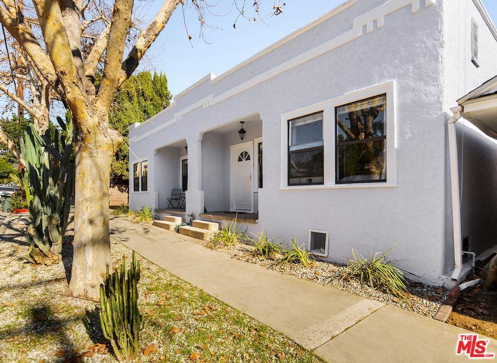 Photo of 1258 North CURSON Avenue, West Hollywood, CA 90046 (MLS # 20542162)