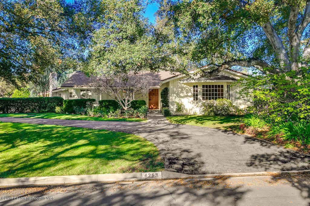 Photo for 4253 SHEPHERDS Lane, La Canada Flintridge, CA 91011 (MLS # 818001162)