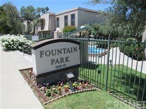 Photo of 6041 FOUNTAIN PARK LANE #5, Woodland Hills, CA 91367 (MLS # SR19173163)