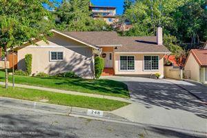 Photo of 248 CAMINO DEL SOL, South Pasadena, CA 91030 (MLS # 818005164)