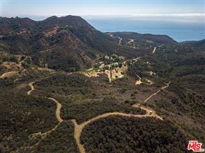 Photo of 0 ENCINAL CANYON, Malibu, CA 90265 (MLS # 18374166)