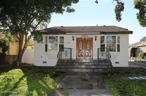 Photo of 435 North GLENWOOD Place, Burbank, CA 91506 (MLS # 817003166)