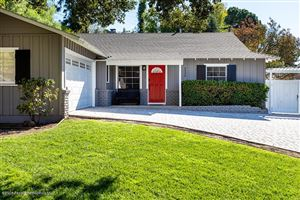 Photo of 5006 REDWILLOW LANE Lane, La Canada Flintridge, CA 91011 (MLS # 818005167)
