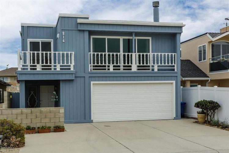 Photo for 816 OCEAN Drive, Oxnard, CA 93035 (MLS # 217014167)