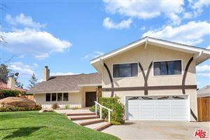 Photo of 3157 HODLER Drive, Topanga, CA 90290 (MLS # 18326168)