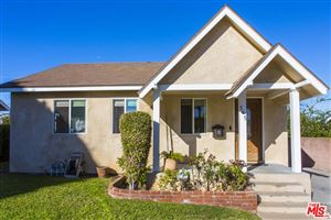 Photo of 545 HARGRAVE Street, Inglewood, CA 90302 (MLS # 18412168)