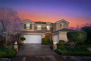 Photo of 4618 NANNYBERRY Court, Moorpark, CA 93021 (MLS # 219003168)