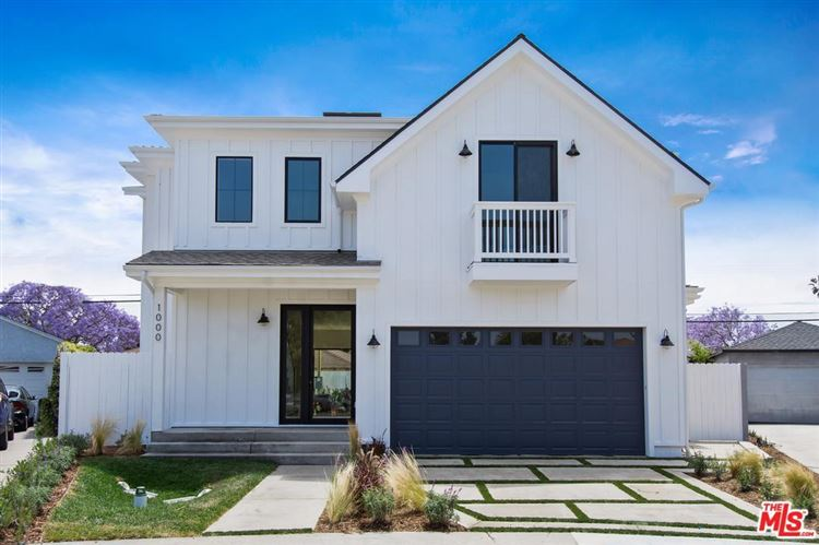 Photo for 1000 INDIANA Court, Venice, CA 90291 (MLS # 17234168)