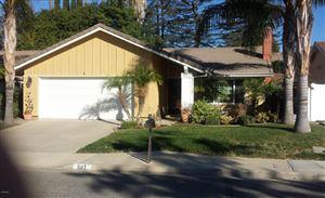 Photo of 587 CALLE DEL SUR, Thousand Oaks, CA 91360 (MLS # 217014169)