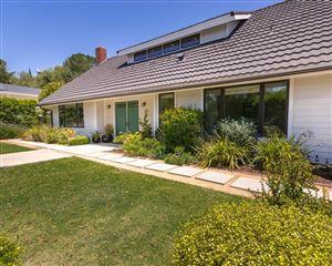Photo of 2331 LA GRANADA Drive, Thousand Oaks, CA 91362 (MLS # 218006169)