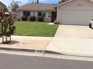 Photo of 1841 North LANDEN Street, Camarillo, CA 93010 (MLS # 219007169)