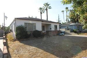 Photo of 743 North BEACHWOOD Drive, Burbank, CA 91506 (MLS # 318004170)