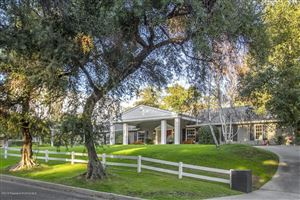 Photo of 640 South SAN RAFAEL Avenue, Pasadena, CA 91105 (MLS # 818001171)