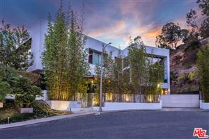 Photo of 9362 NIGHTINGALE Drive, Los Angeles , CA 90069 (MLS # 18375172)