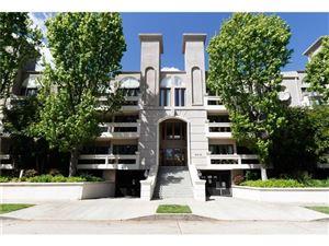 Photo of 4415 SAUGUS Avenue #205, Sherman Oaks, CA 91403 (MLS # SR18095173)