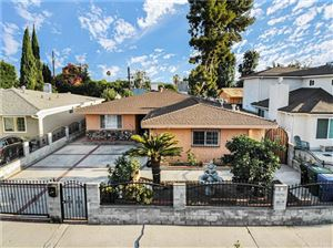 Photo of 12522 ARCHWOOD Street, North Hollywood, CA 91606 (MLS # SR19223173)