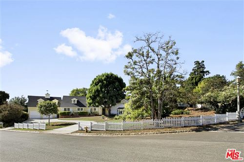 Photo of 1536 SORRENTO Drive, Pacific Palisades, CA 90272 (MLS # 19517174)