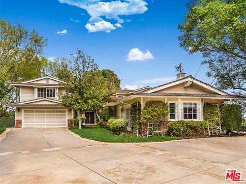 Photo of 24835 JACOB HAMBLIN Road, Hidden Hills, CA 91302 (MLS # 20565174)