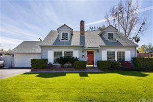 Photo of 16952 LIGGETT Street, Northridge, CA 91343 (MLS # SR18058174)