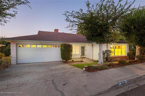 Photo of 150 MALCOLM Drive, Pasadena, CA 91105 (MLS # 819005175)