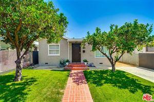 Photo of 11822 MARSHALL Street, Culver City, CA 90230 (MLS # 18391176)
