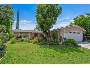 Photo of 7131 RIVOL Road, West Hills, CA 91307 (MLS # SR18115177)
