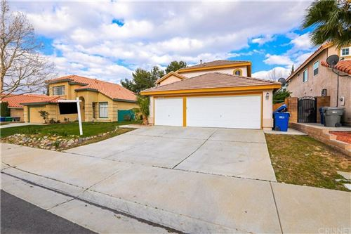 Photo of 36850 East 35TH Street, Palmdale, CA 93550 (MLS # SR20062177)