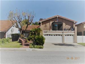Photo of 6743 East SWARTHMORE Drive, Anaheim Hills, CA 92807 (MLS # SR18113178)