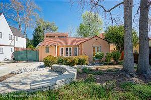 Photo of 370 South ALLEN Avenue, Pasadena, CA 91106 (MLS # 818001179)