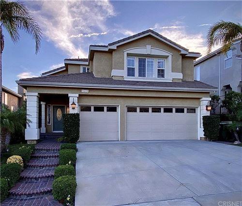 Photo of 20628 VERCELLI Way, PORTER RANCH, CA 91326 (MLS # SR20026179)