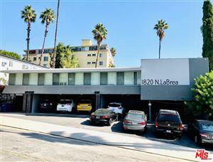 Photo of 1820 North LA BREA Avenue, Los Angeles , CA 90046 (MLS # 19523180)