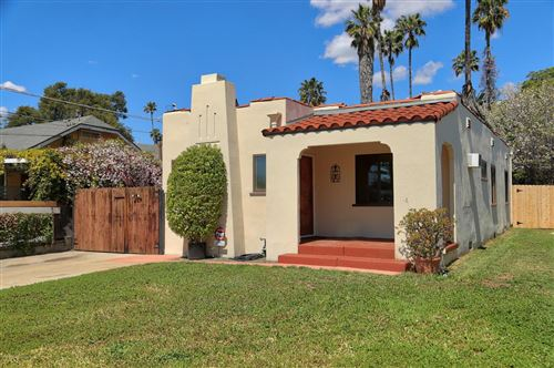 Photo of 601 DOUGLAS Street, Pasadena, CA 91104 (MLS # 820001180)