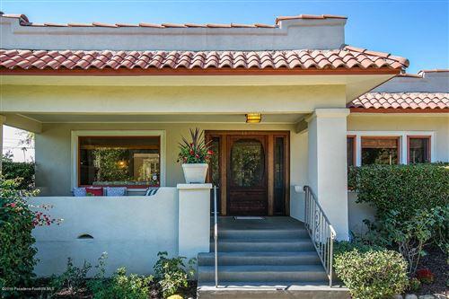 Photo of 1277 North EL MOLINO Avenue, Pasadena, CA 91104 (MLS # 819005181)