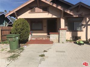 Photo of 1261 West 52ND Street, Los Angeles , CA 90037 (MLS # 19435182)