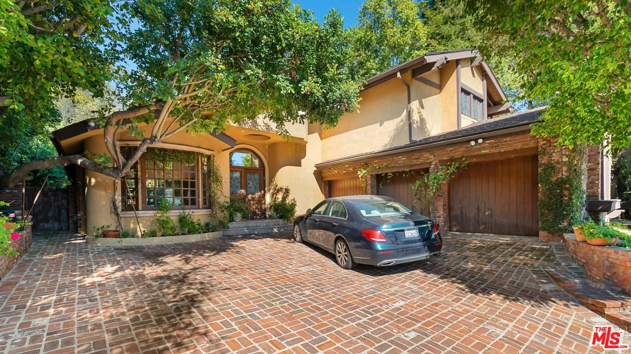 Photo of 3088 DEEP CANYON Drive, Beverly Hills, CA 90210 (MLS # 20553182)