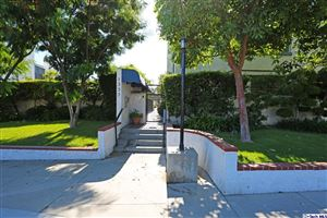 Photo of 1333 VALLEY VIEW Road #20, Glendale, CA 91202 (MLS # 318003183)