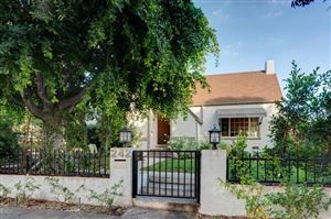 Photo of 242 South BERKELEY Avenue, Pasadena, CA 91107 (MLS # 818000183)